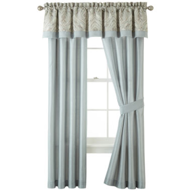 jcpenney.com | Home Expressions™ Augusta 2-Pack Curtain Panels