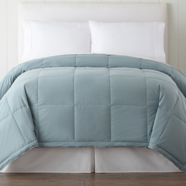 jcpenney.com | Cottonloft® Cotton Filled Medium Warmth Down-Alternative Comforter
