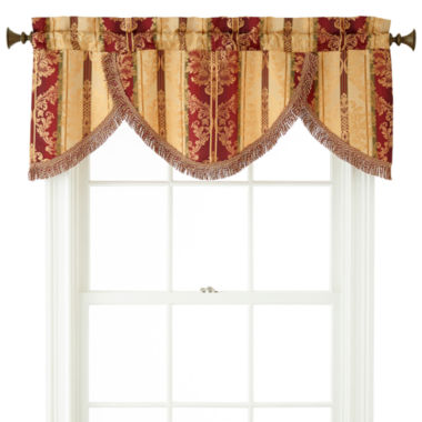 "jcpenney.com | Home Expressions™ Regan ""M"" Valance"
