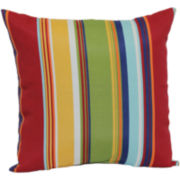 Wesport Stripe Indoor/Outdoor Pillow