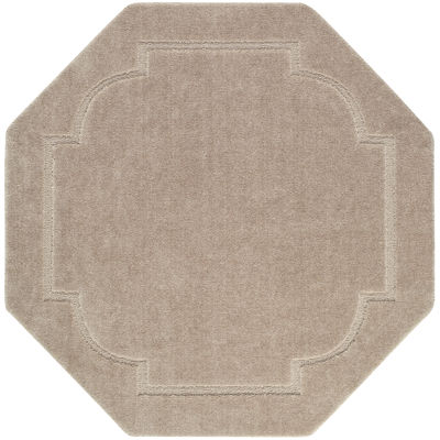 Octagonal Rug Home Decor