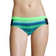 Nike® Colorblock Hipster Swim Bottoms