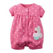 Carter's® Mouse Creeper - Baby Girls newborn-24m