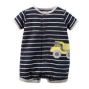 Carter's® Truck Creeper - Baby Boys newborn-24m