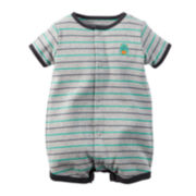 Carter's® Striped Creeper - Baby Boys newborn-24m