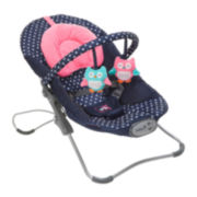 Carter's® Cute-As-A-Hoot Snug-Fit Baby Bouncer