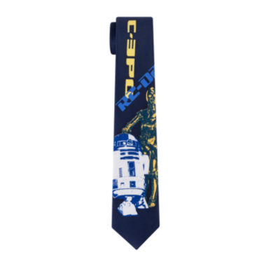 jcpenney.com | Star Wars® C-3PO & R2-D2 Tie - Boys