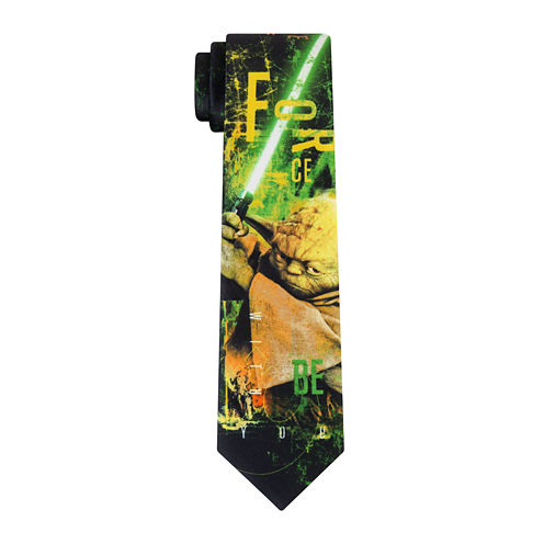 Star Wars® Yoda Tie - Boys