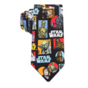 Star Wars Solid Tie