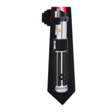 jcpenney.com | Star Wars® Darth Vader's Light Saber Tie - Boys