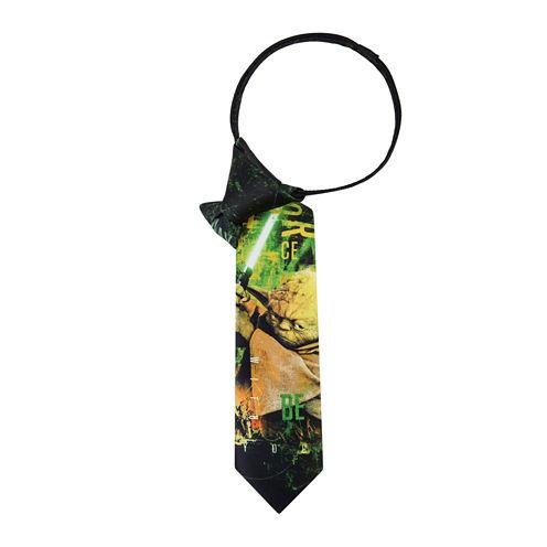 Star Wars® Yoda Zip Tie - Boys