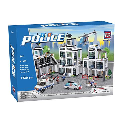BricTek Police Academy Building Set