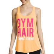 Chin-Up Tank Top