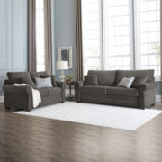 Annalee Sofa and Loveseat Set