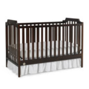 Fisher-Price Providence Traditional Crib - Espresso