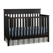 Fisher-Price Newbury Convertible Crib - Espresso