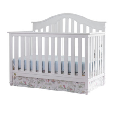 jcpenney.com | Fisher-Price® Kingsport Convertible Cribs - White