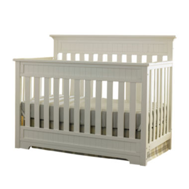 jcpenney.com | Fisher-Price Lakeland Snow-White Convertible Crib