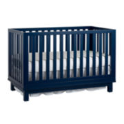 Fisher-Price Riley Island Navy Crib