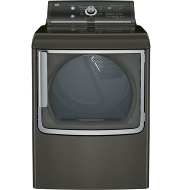 jcpenney.com | GE® ENERGY STAR® 7.8 cu. ft. Capacity Electric Dryer With Stainless Steel Drum And Steam