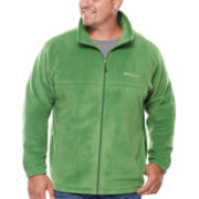 Columbia® Lone Ridge Fleece Jacket - Big & Tall