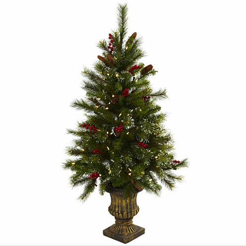 Nearly Natural 4 Foot 4ft Christmas Tree