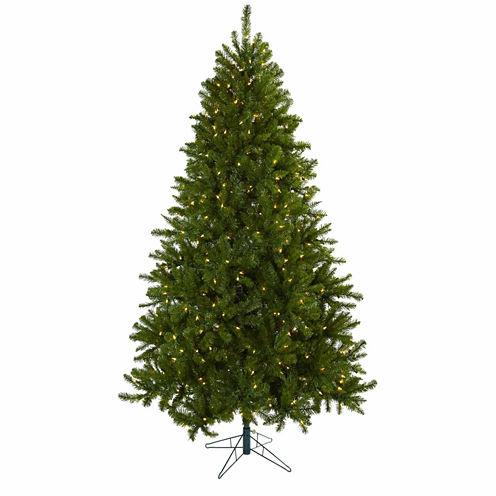 Nearly Natural 7 1/2 Foot Windmere Christmas Tree
