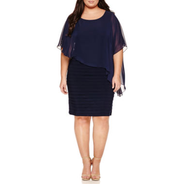 jcpenney.com | Scarlett Sheath Dress-Plus