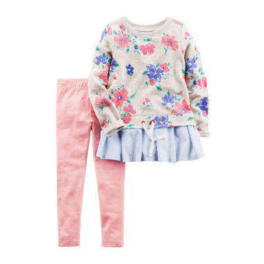 jcpenney.com | Carter's Girls Pant Set-Baby