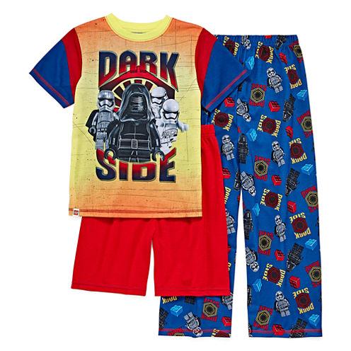 3-pc. Lego Kids Pajama Set Boys