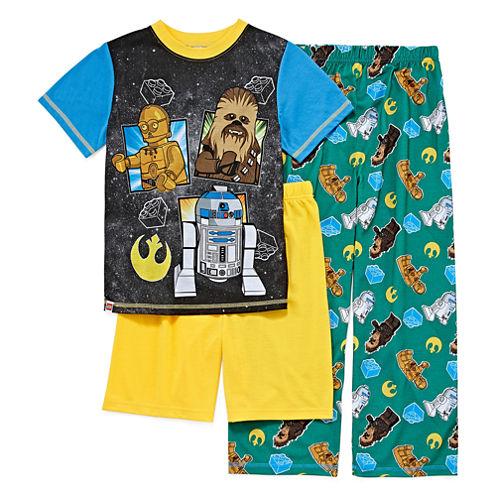 3-pc. Star Wars Kids Pajama Set Boys