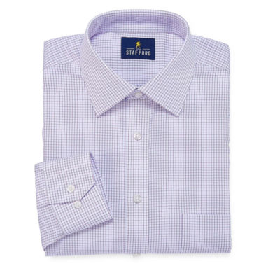 jcpenney.com | Stafford® Executive Non-Iron Pinpoint Oxford Dress Shirt
