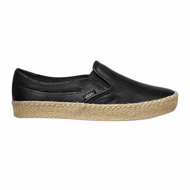 jcpenney.com | Vans Asher Low Leather Espedrille Womens Sneaker