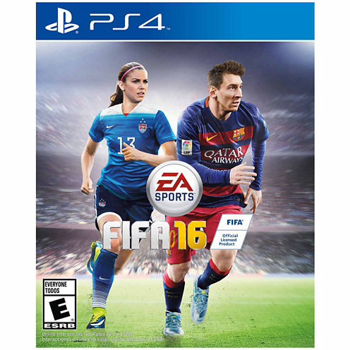 Fifa 16 Video Game-Playstation 4