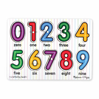 jcpenney.com | Melissa & Doug® Numbers Peg