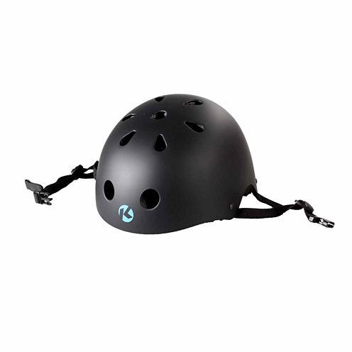 Kryptonics Adult 4-in-1 Pad Set, with Helmet