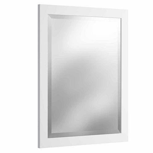 Beveled Bathroom Vanity Mirror