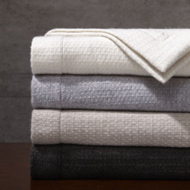 jcpenney.com | Madison Park Signature Luxury Wool Oversized Throw