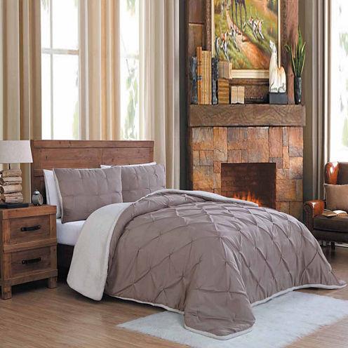 Avondale Manor 3-pc. Reversible Comforter Set