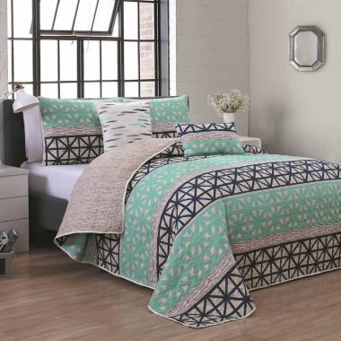 jcpenney.com | M. Ravel 5-pc. Quilt Set