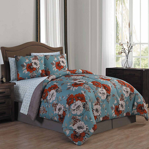 Avondale Manor 8-pc. Complete Bedding Set with Sheets