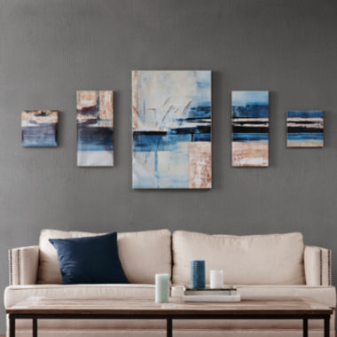 jcpenney.com | Madison Park Overseas 5-pc. Canvas Art