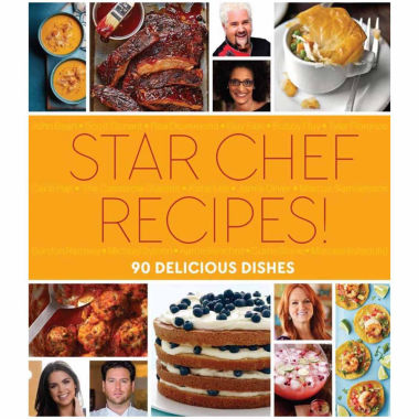 jcpenney.com | All-Star Chefs 75 Delicious Recipes