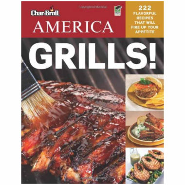 jcpenney.com | Char-Broil's America Grills! Cookbook