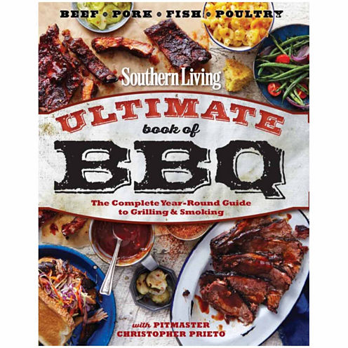 """Southern Living """"Ultmate Book of BBQ"""""""