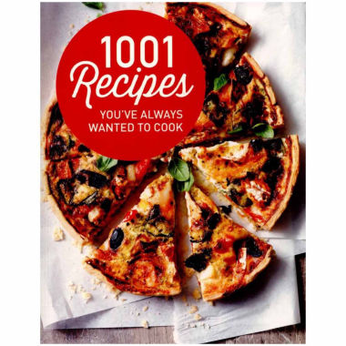 "jcpenney.com | 1001 Recipes ""You've Always Wanted to Cook"""