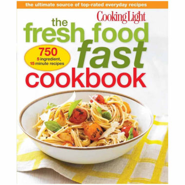 "jcpenney.com | Cooking Light ""The Fresh Food Fast Cookbook"""
