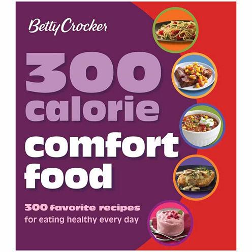 """Betty Crocker's """"300 Calorie comfort food"""""""