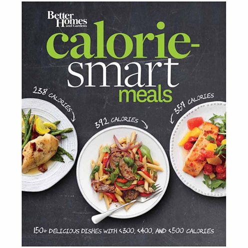 "Better Home and Gardens ""Calorie Smarl Meals"""