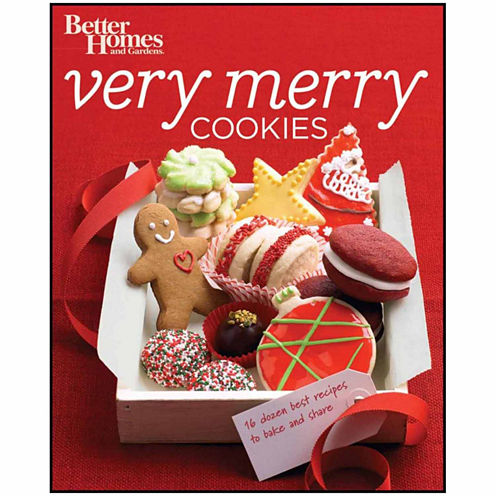 "Better Homes ""very merry cookies"""